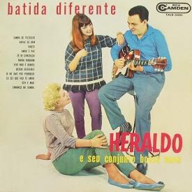 Heraldo do Monte - Batida Diferente (1963) a