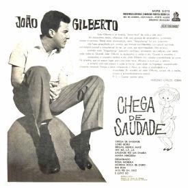 João Gilberto - Chega de Saudade (1959) b