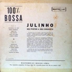 Julinho Barbosa - 100% Bossa (1963) b