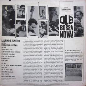 Laurindo Almeida & The Bossa Nova All Stars - Ole! Bossa Nova! (1963) b