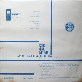 Luiz Eça & Astor Silva - Cada Qual Melhor! (1961) b