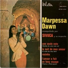 Marpessa Dawn - Marpessa Dawn Acompañada Por Sivuca Y Su Orquesta (1962) a