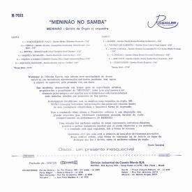 Meninão - Meninão no Samba (1963) b