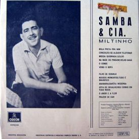 Miltinho - Miltinho, Sambas & Cia. (1969) b