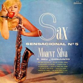 Moacyr Silva - Sax Sensacional No. 5 (1964) a