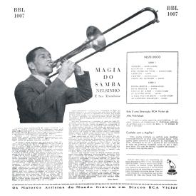 Nelsinho - Magia do Samba (1958) b
