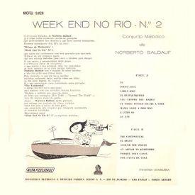 Norberto Baldauf - Week End no Rio Nº 2 (1958) b