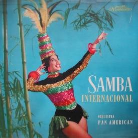 Orquestra Pan American - Samba Internacional (1959) a