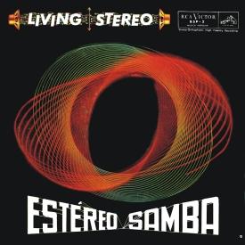 Orquestra RCA Victor - Estéreo Samba (1961) a
