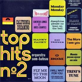 Orquestra Som-Bateau - Top Hits No. 2 (1966) a