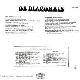 Os Diagonais - Os Diagonais (1969) b