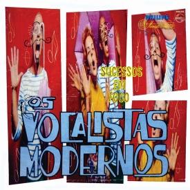 Os Vocalistas Modernos - Sucessos em Foco (1959) a