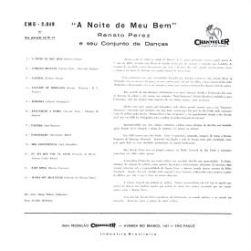 Renato Perez - A Noite de Meu Bem (1960) b