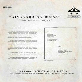 Renato Tito - Gingando na Bossa (1961) b