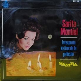 Sara Montiel - Sarita Montiel Interpreta Exitos de la Pelicula Samba (1969) a