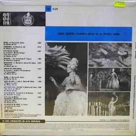 Sara Montiel - Sarita Montiel Interpreta Exitos de la Pelicula Samba (1969) b