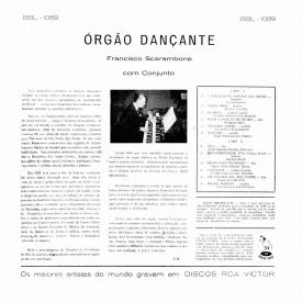 Scarambone - Órgão Dançante (1960) b