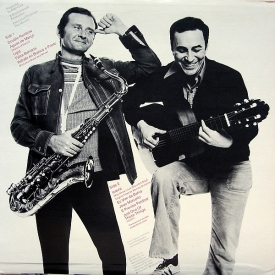 Stan Getz, João Gilberto - The Best of Two Worlds - Stan Getz & João Gilberto (1976) b