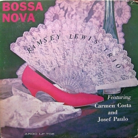 The Ramsey Lewis Trio with Carmen Costa - Bossa Nova (1962) a