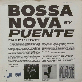 Tito Puente - Bossa Nova by Puente (1962) b