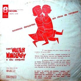 Walter Wanderley - Sucessos Dançantes em Ritmo de Romance (1960) b