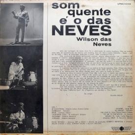 Wilson das Neves - Som Quente é os das Neves (1969) b