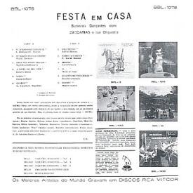 Zaccarias - Festa em Casa (1960) b